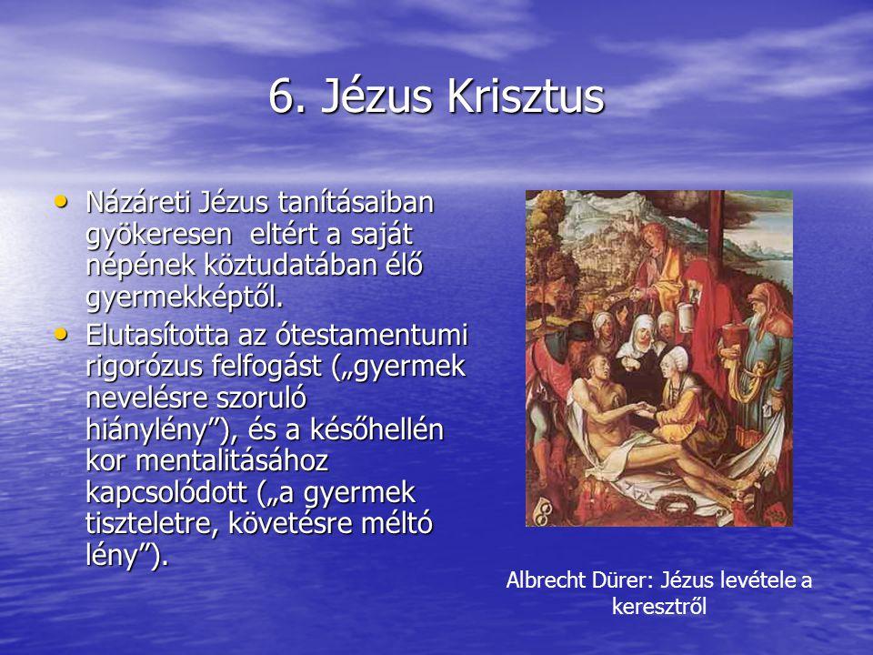 Albrecht Dürer: Jézus levétele a keresztről