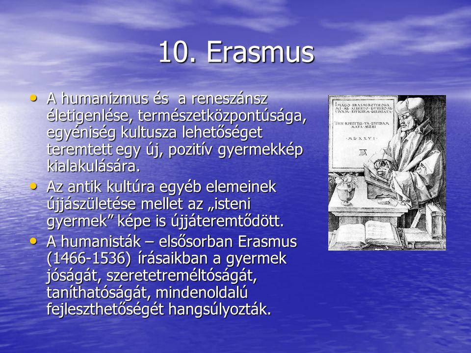 10. Erasmus