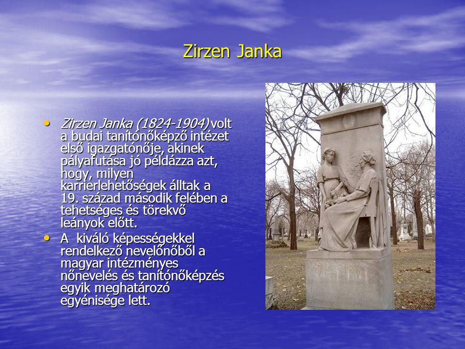 Zirzen Janka