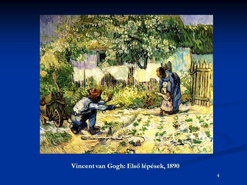 Vincent van Gogh: Első lépések, 1890
