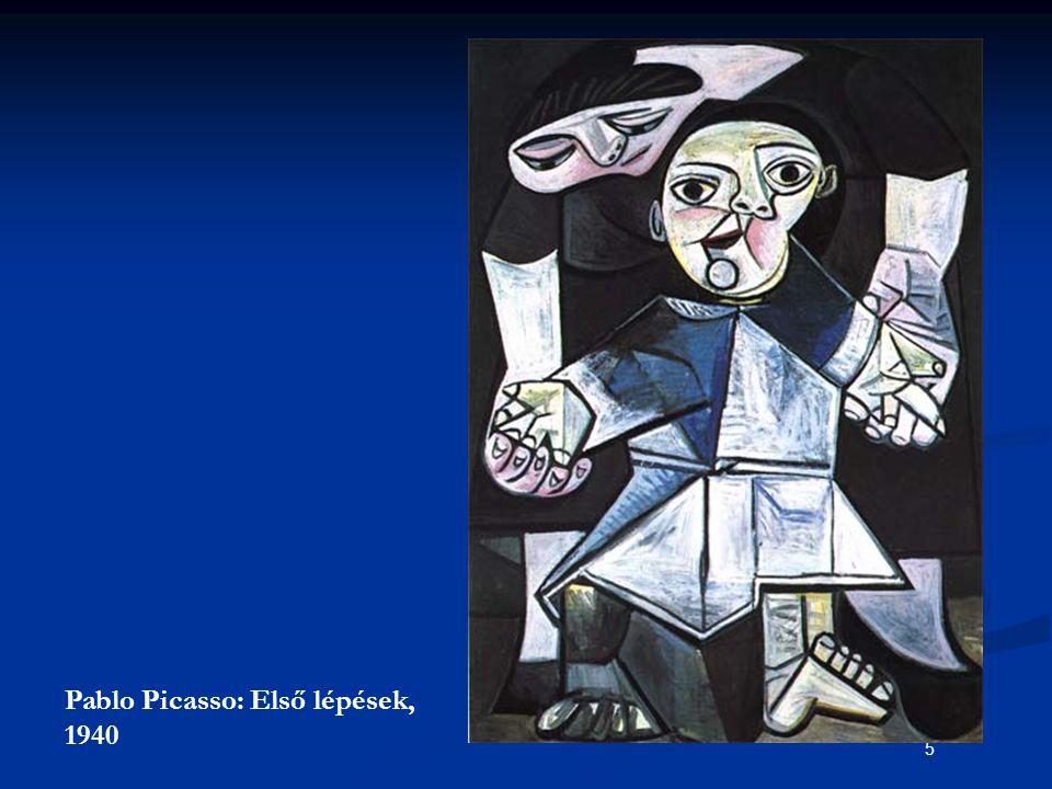 Pablo Picasso: Első lépések, 1940