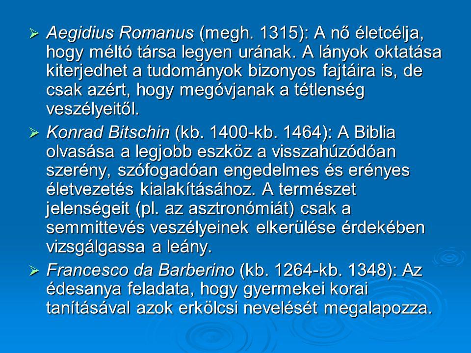 Aegidius Romanus (megh