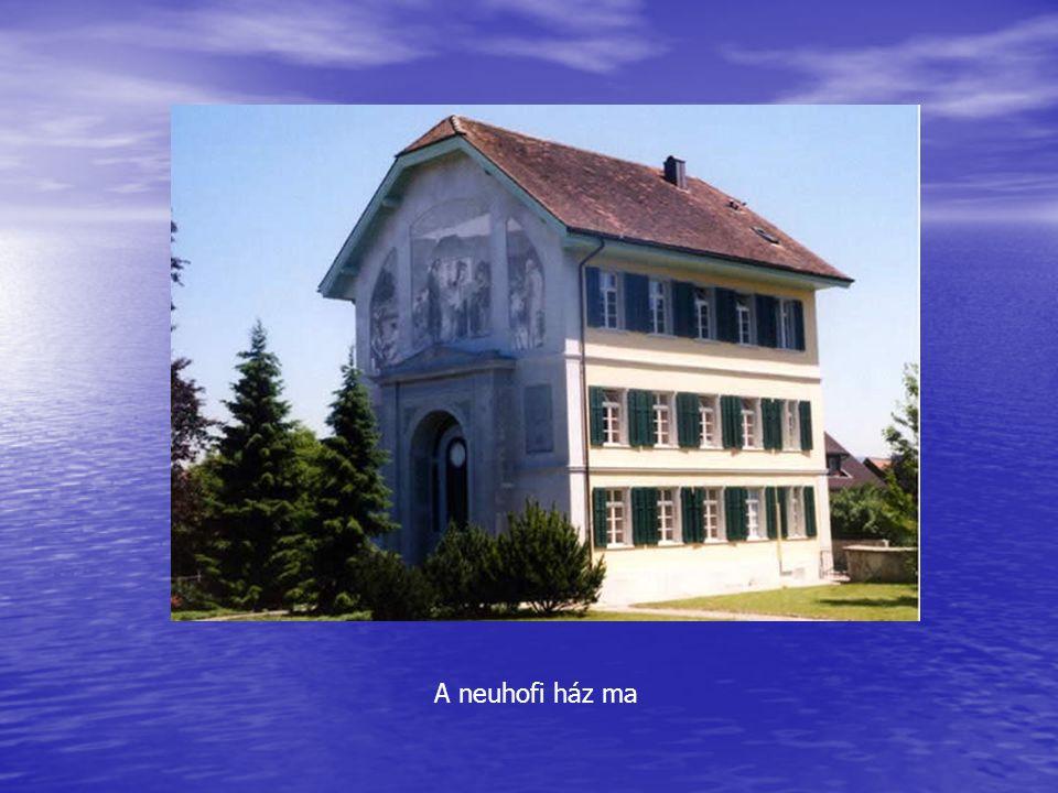 A neuhofi ház ma