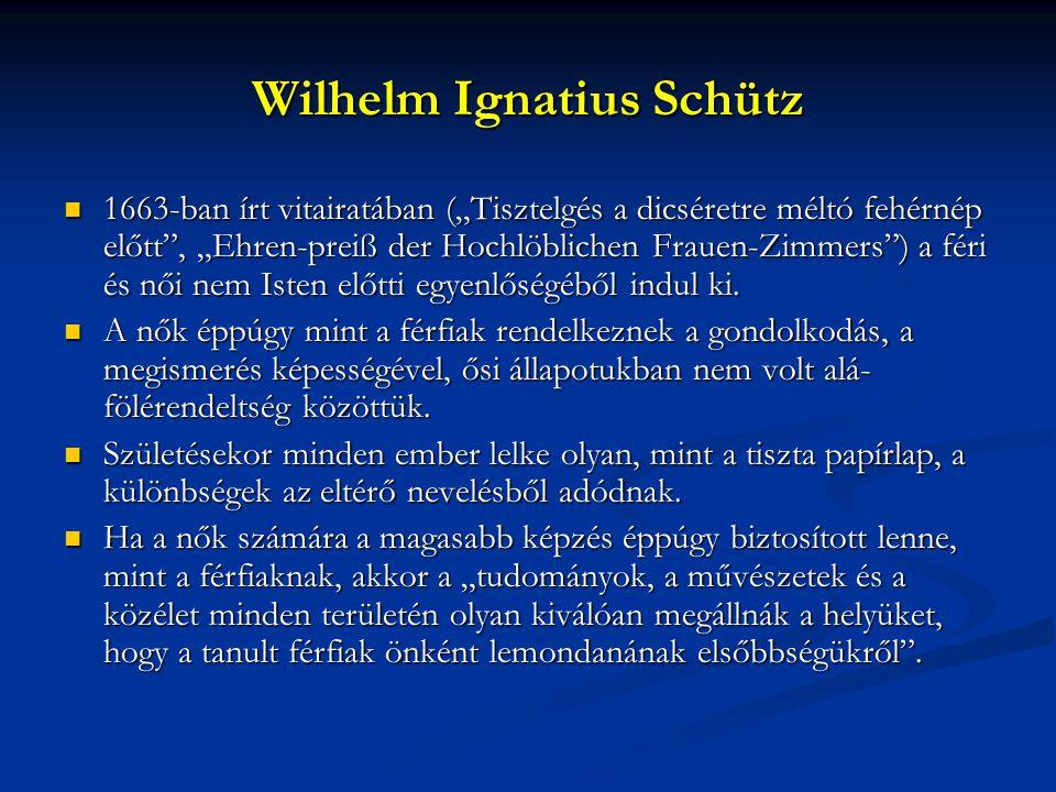 Wilhelm Ignatius Schütz