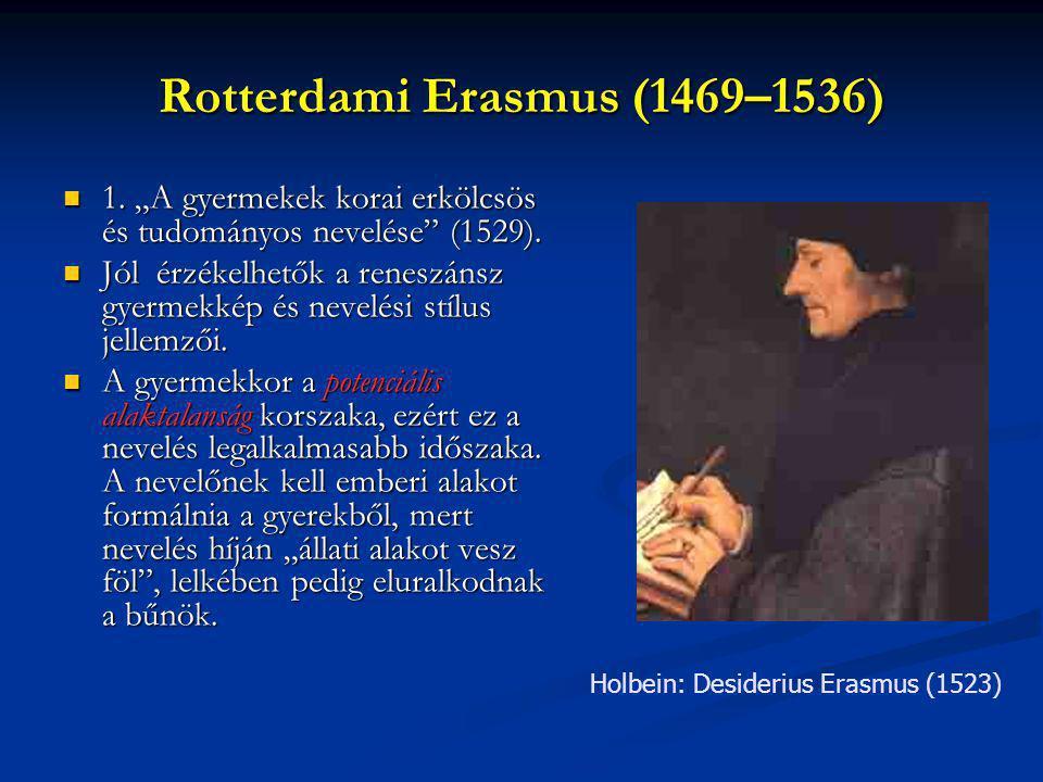 Rotterdami Erasmus (1469–1536)
