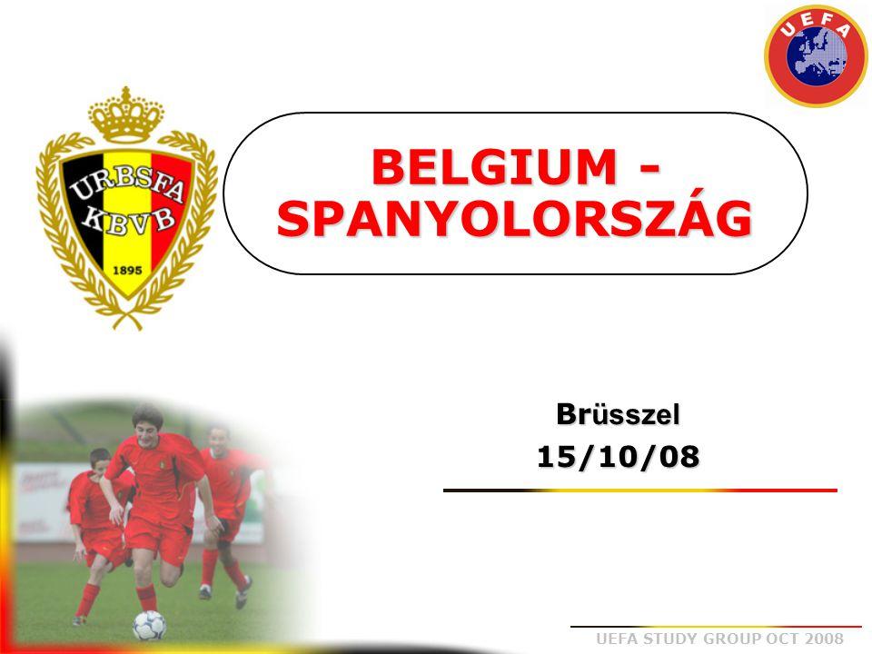 BELGIUM -SPANYOLORSZÁG