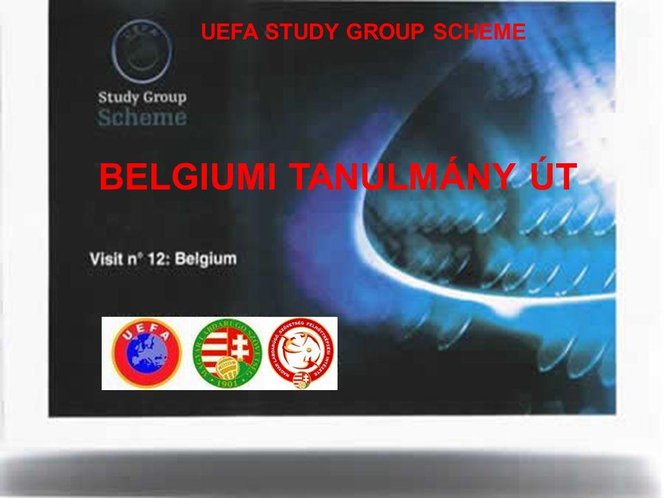 UEFA STUDY GROUP SCHEME