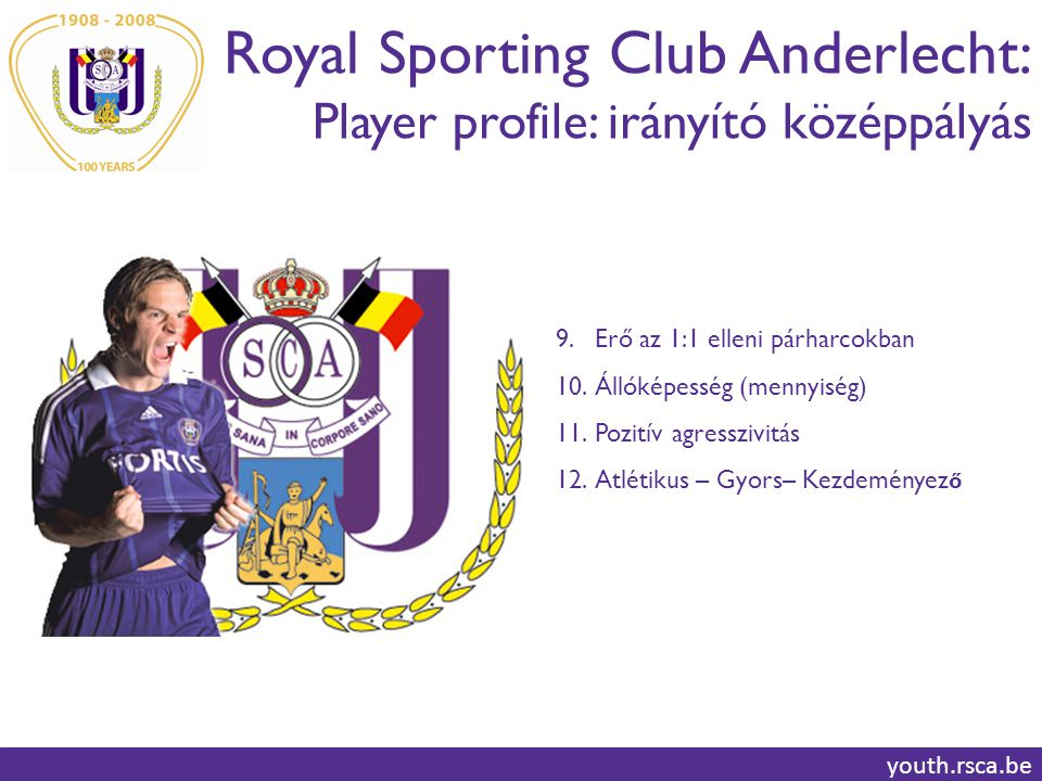 Royal Sporting Club Anderlecht: