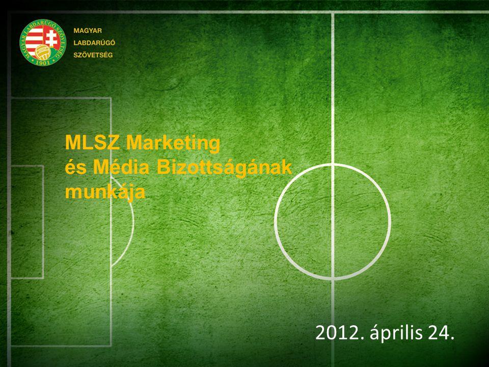MLSZ Marketing és Média Bizottságának munkája