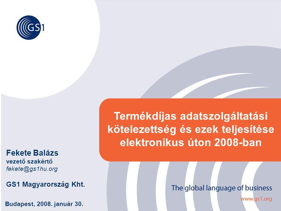 Termékdíjas adatszolgáltatási kötelezettség és ezek teljesítése elektronikus úton 2008-ban