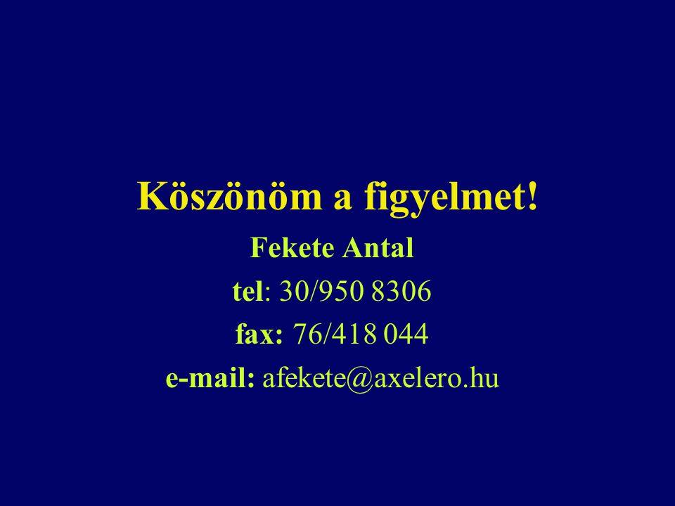 e-mail: afekete@axelero.hu