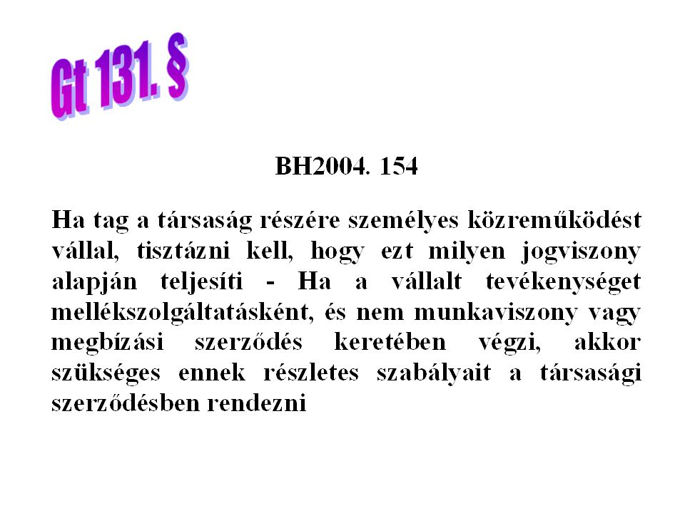 Gt 131. §