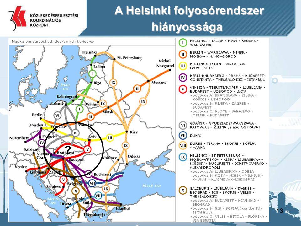 A Helsinki folyosórendszer
