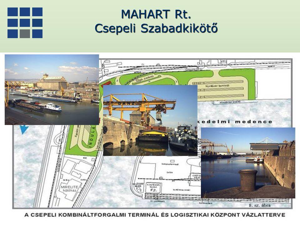 MAHART Rt. Csepeli Szabadkikötő