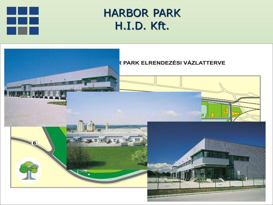HARBOR PARK H.I.D. Kft.