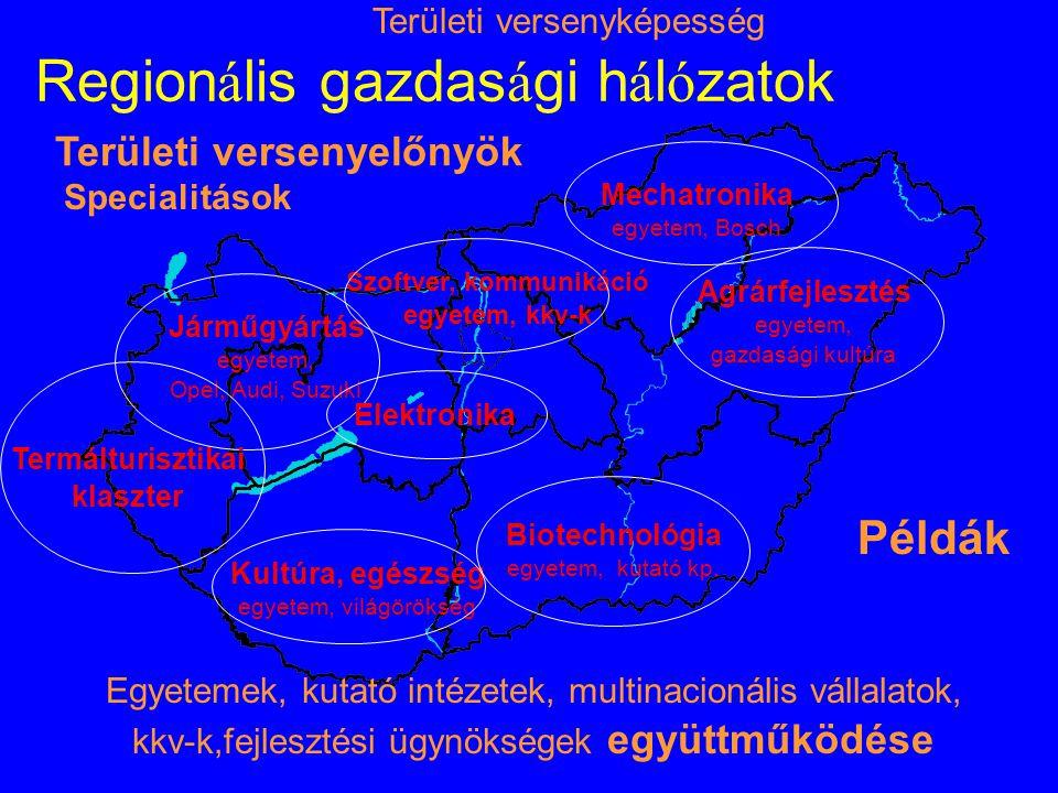 Regionális gazdasági hálózatok
