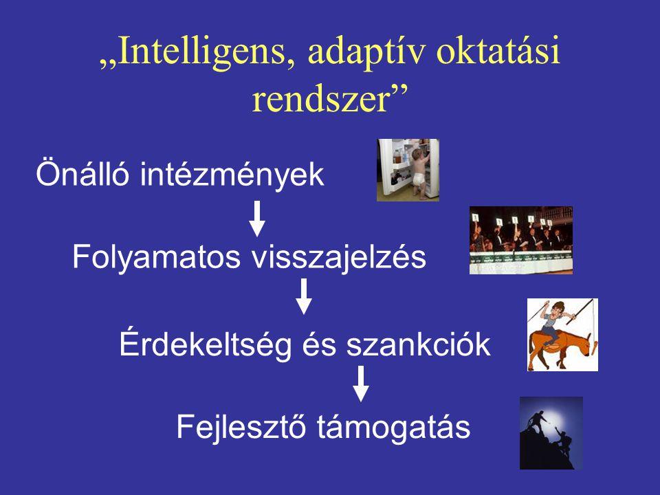 """""""Intelligens, adaptív oktatási rendszer"""