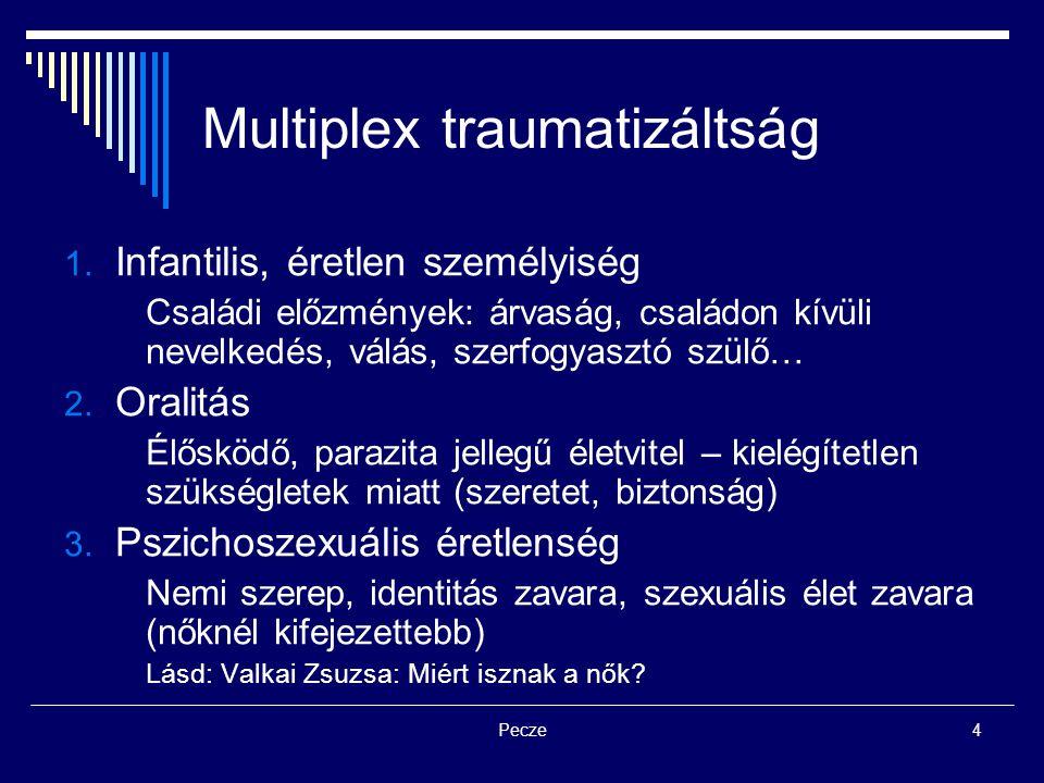 Multiplex traumatizáltság