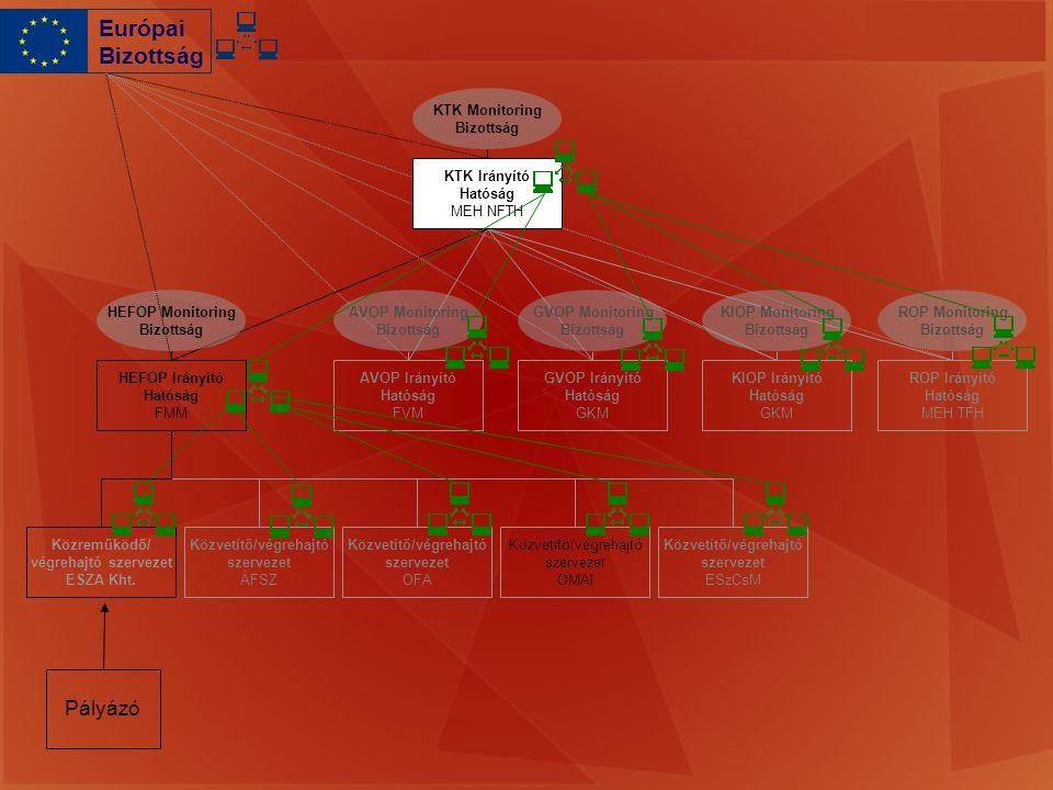 Közvetítő/végrehajtó Közvetítő/végrehajtó Közvetítő/végrehajtó