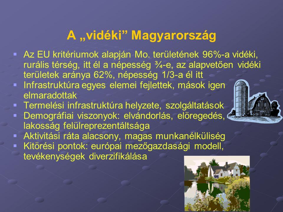 """A """"vidéki Magyarország"""