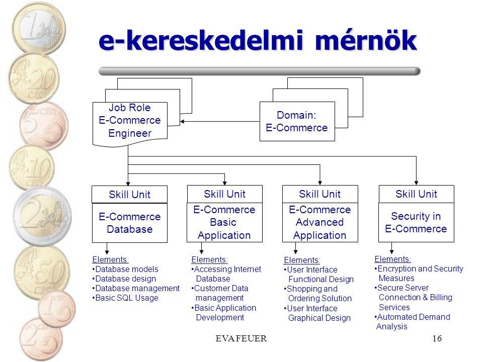 e-kereskedelmi mérnök