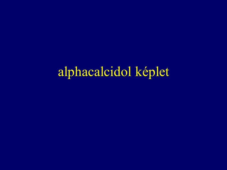 alphacalcidol képlet