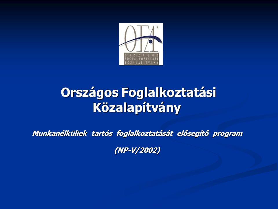 Országos Foglalkoztatási Közalapítvány
