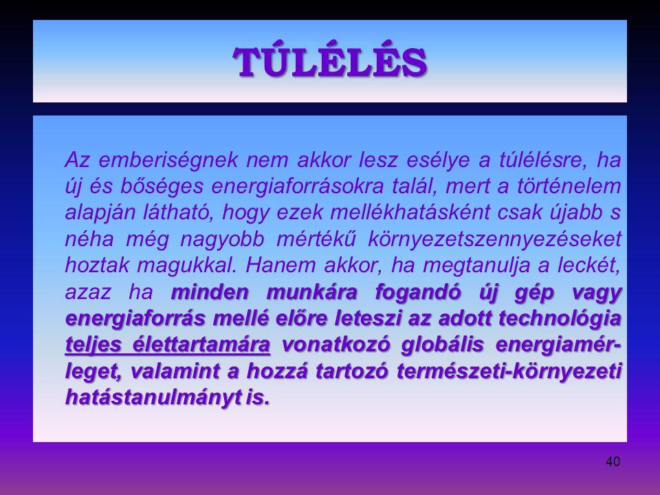 TÚLÉLÉS