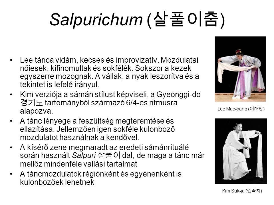Salpurichum (살풀이춤)