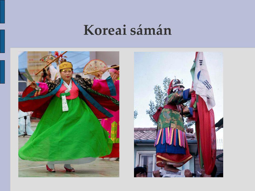 Koreai sámán