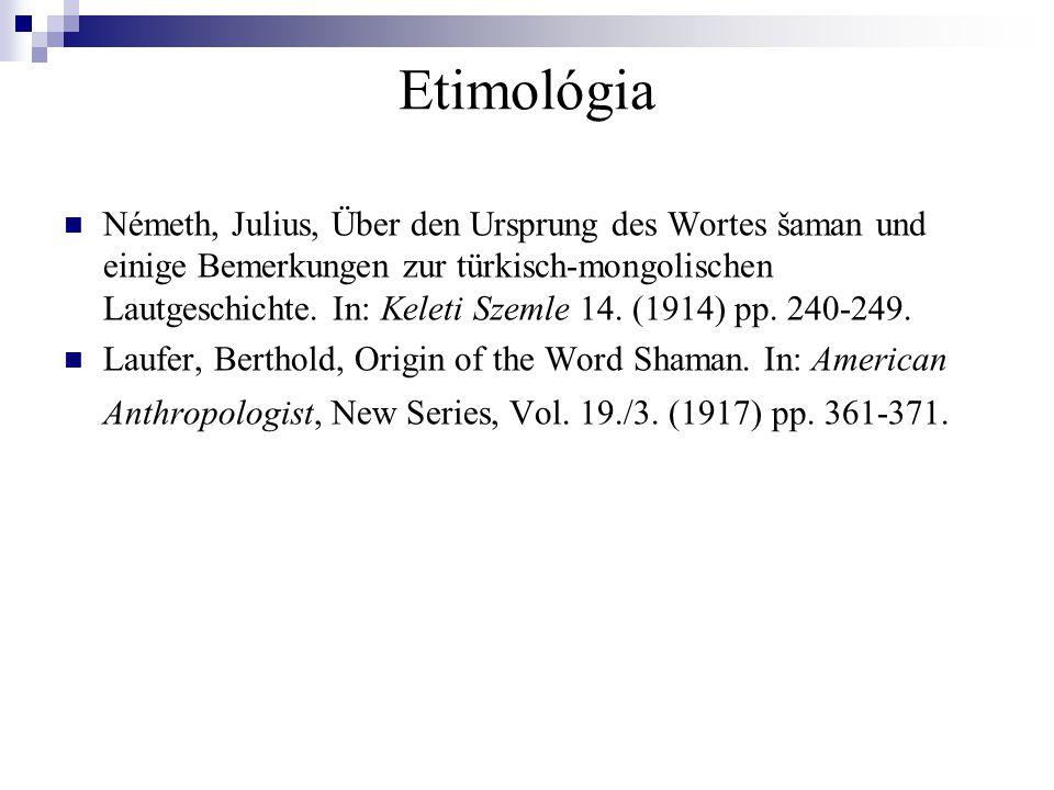 Etimológia
