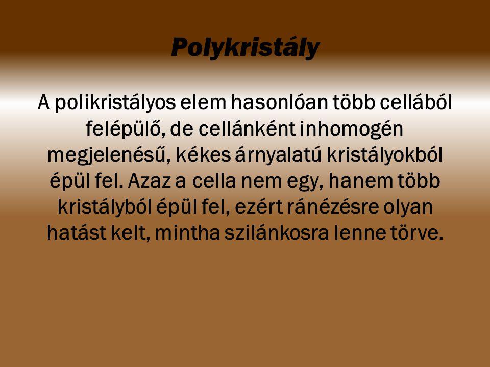 Polykristály