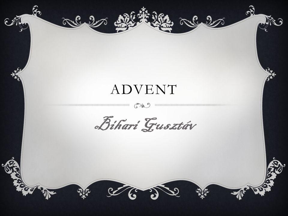 Advent Bihari Gusztáv
