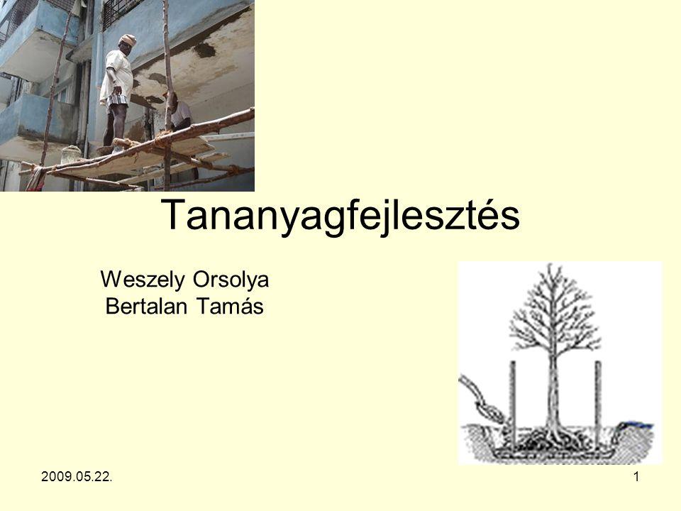 Weszely Orsolya Bertalan Tamás