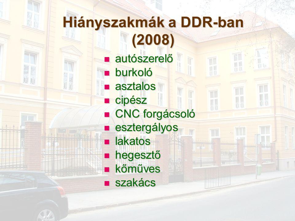 Hiányszakmák a DDR-ban (2008)