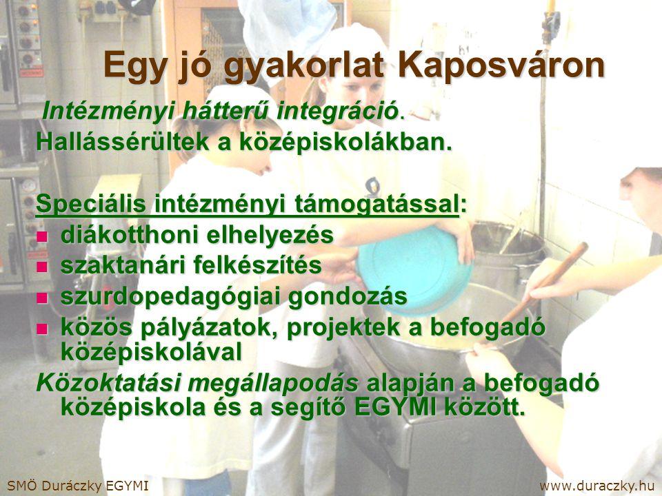Egy jó gyakorlat Kaposváron