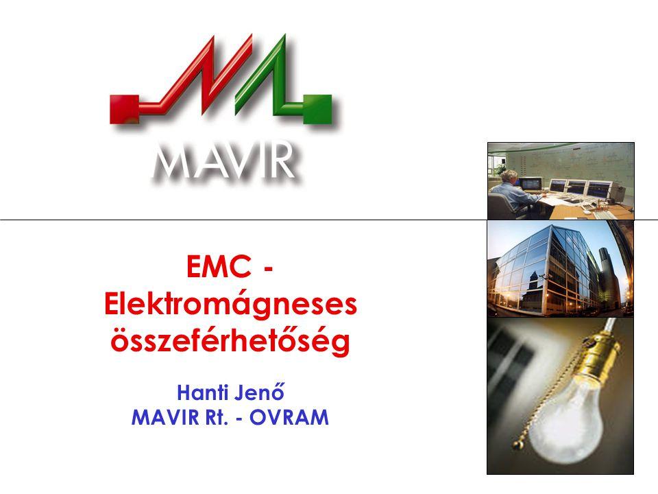 EMC - Elektromágneses összeférhetőség