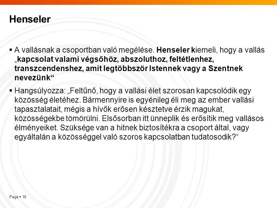 Henseler