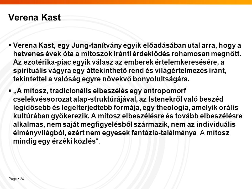 Verena Kast