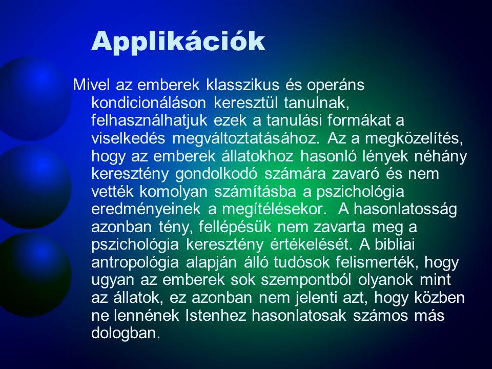 Applikációk