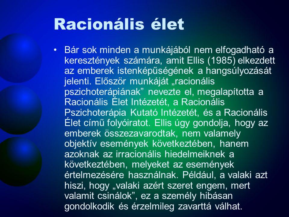 Racionális élet