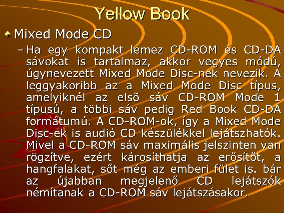 Yellow Book Mixed Mode CD