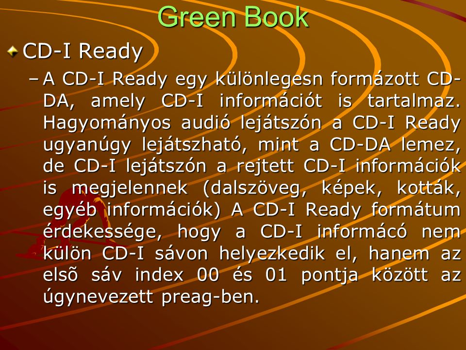 Green Book CD-I Ready.