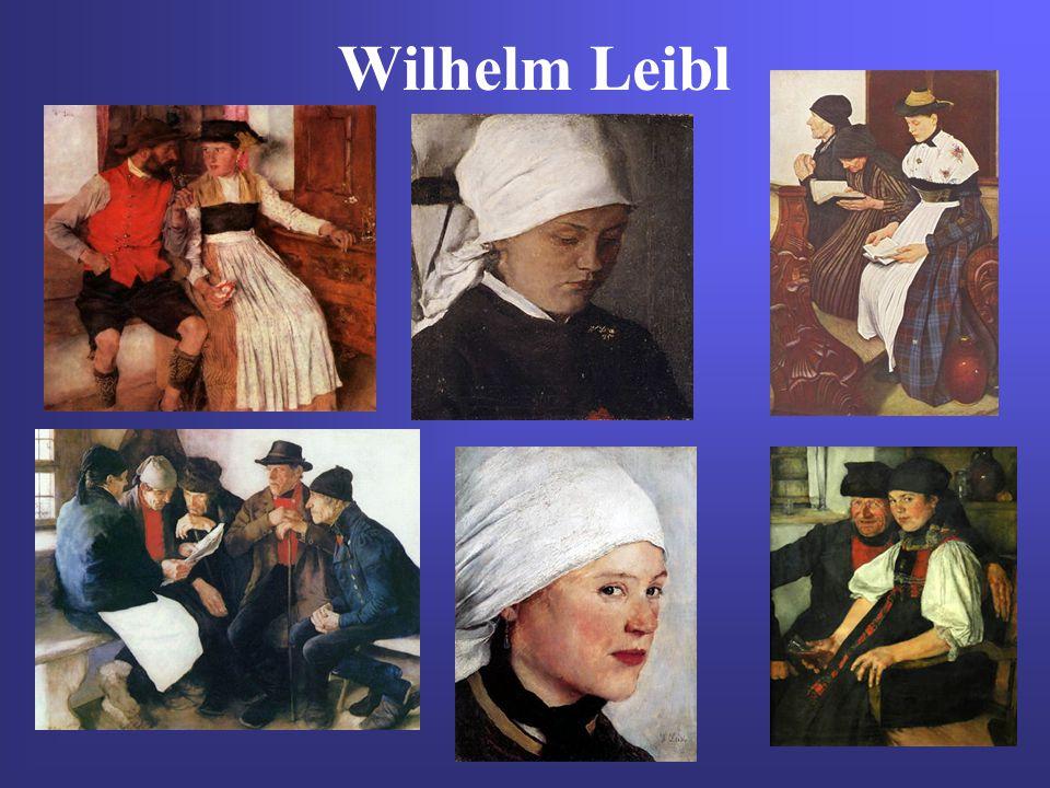 Wilhelm Leibl