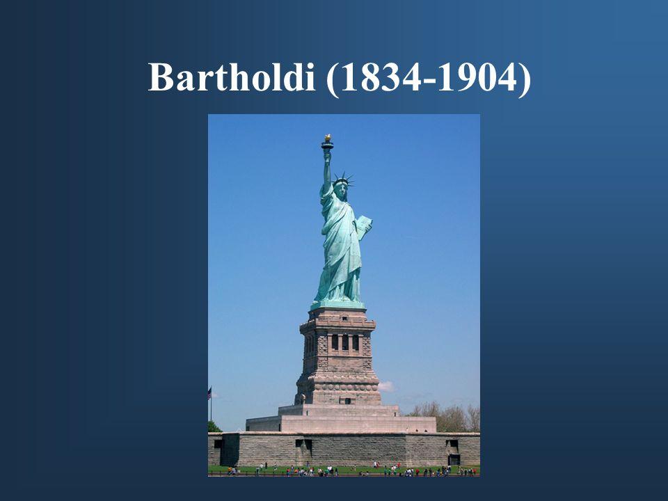 Bartholdi (1834-1904)