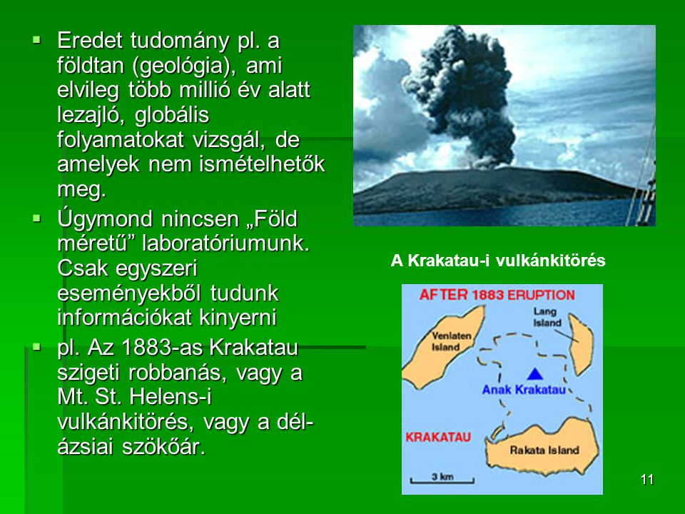 A Krakatau-i vulkánkitörés