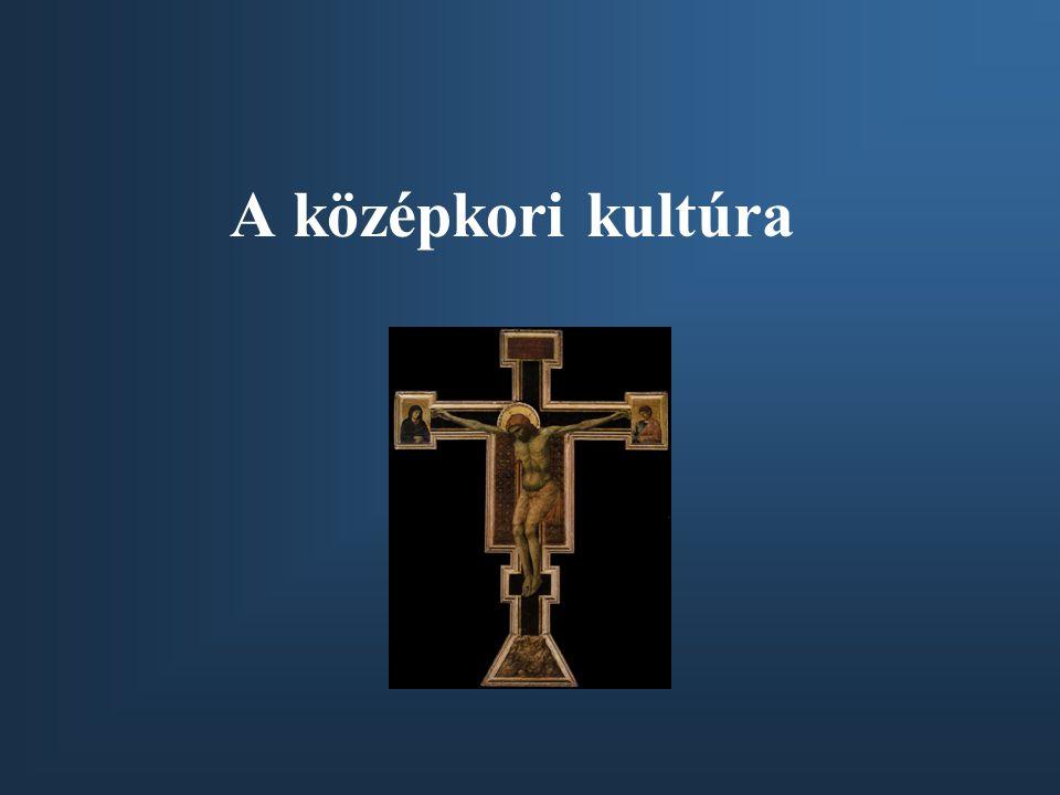 A középkori kultúra