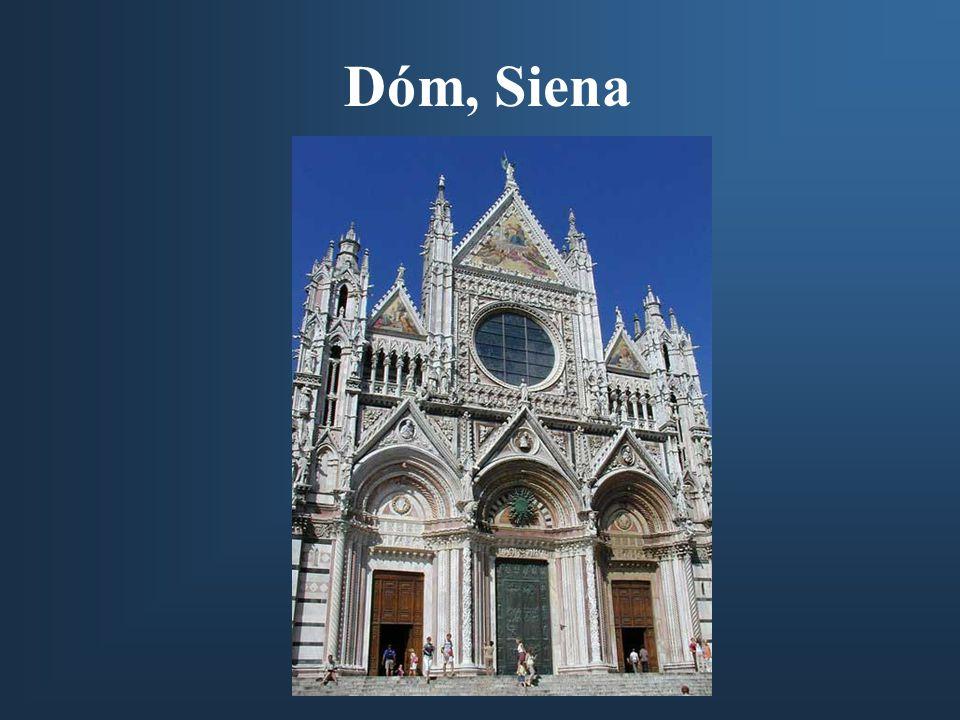 Dóm, Siena