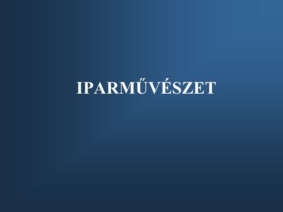 IPARMŰVÉSZET