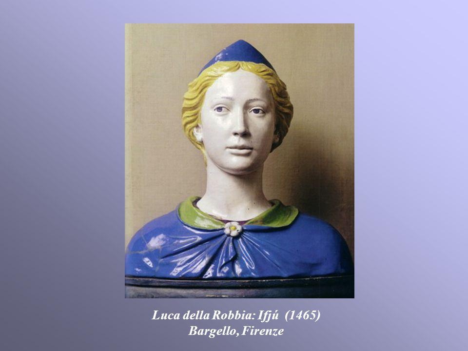 Luca della Robbia: Ifjú (1465)